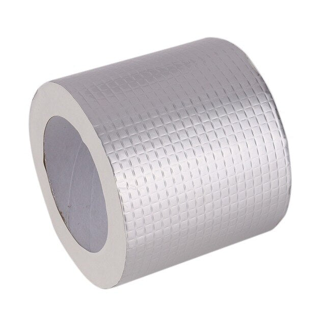 Butyl Aluminum Foil Waterproof Tape