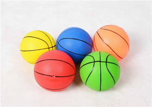 Children's Colorful Inflatable Basketballs