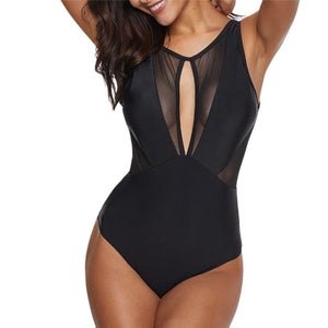 Women's One Shoulder Asymmetric Swimsuits