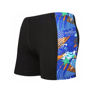 Men's Polyester Hot Spring Swimming Trunk
