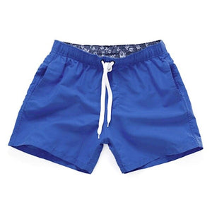 Quick Drying Men Swimming Trunks with Pockets
