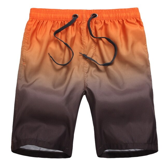 Men Summer Swimwear Trunks