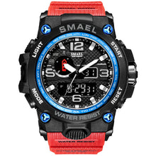 Load image into Gallery viewer, Men Military Waterproof LED Wristwatch