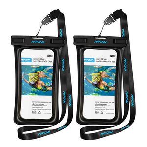 Floatable IPX8 Waterproof Phone Case Bag