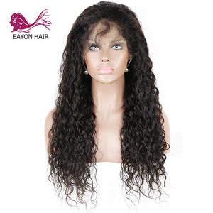 Glueless Deep Wave 360 Human Hair Wigs