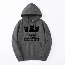 Load image into Gallery viewer, Cute Adicats Hoodie