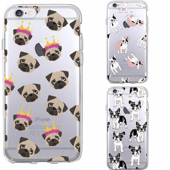 Cute Puppy iPhone - Samsung Case