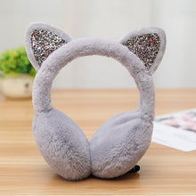 Load image into Gallery viewer, Furry Cat Earmuffs