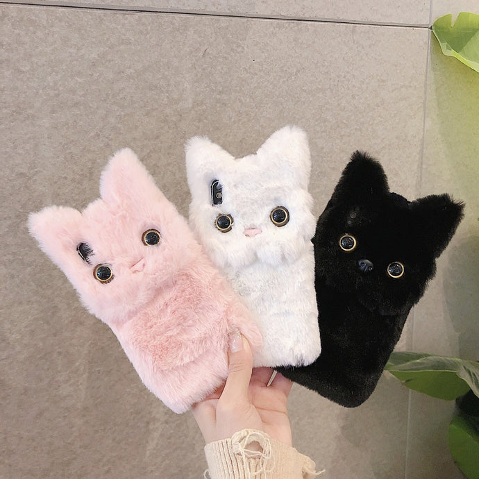 Furry Cat iPhone Case