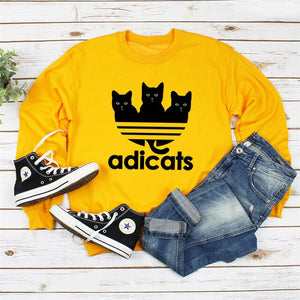 Cute Adicats Sweatshirt