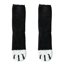 Load image into Gallery viewer, Winter Cat Claws Socks