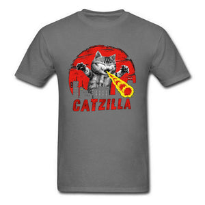 Catzilla Cat T-Shirt