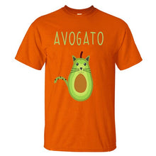 Load image into Gallery viewer, Avogato Cat T-Shirt