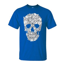 Load image into Gallery viewer, Cats Skull T-Shirt