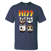 Load image into Gallery viewer, Funny Hiss Cat T-Shirt