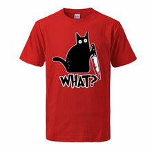 Load image into Gallery viewer, Funny Cat T-Shirt