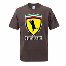 Load image into Gallery viewer, Furrari Cat T-Shirt
