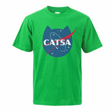 Load image into Gallery viewer, Funny Catsa T-Shirt