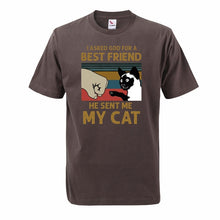 Load image into Gallery viewer, Best Friend Cat T-Shirt
