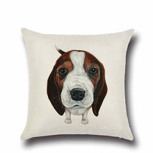Load image into Gallery viewer, Adorable Dog Pillow Case
