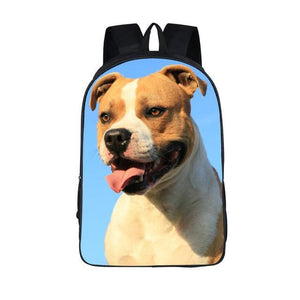 Cute Dog Backpack