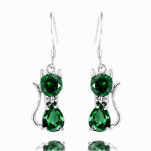 Load image into Gallery viewer, Cute Kitty Earrings