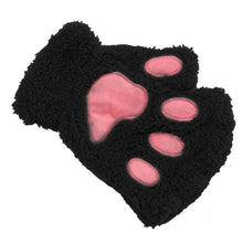 Load image into Gallery viewer, Cute Cat Paw Gloves