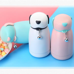 Cute Puppy Thermos