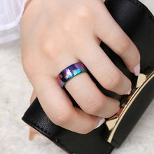 Load image into Gallery viewer, Rainbow Cat Paw Ring