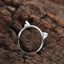 Load image into Gallery viewer, Cute Cat Ears Ring