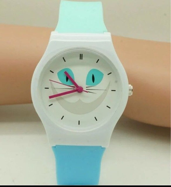 Cartoon Cat Watch