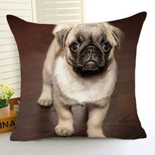 Load image into Gallery viewer, Cute Puppy Pillow Case