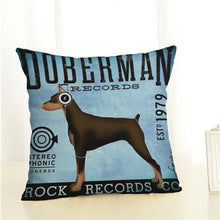 Load image into Gallery viewer, Cute Dog Printed Pillow Case