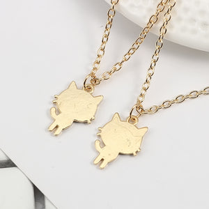Cartoon Cat Necklace
