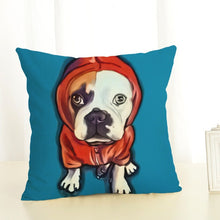 Load image into Gallery viewer, Cute Dog Pillow Case