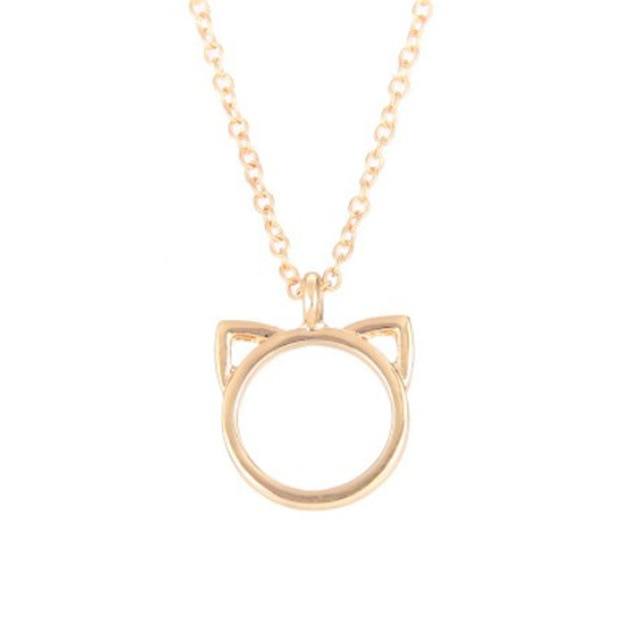Cat Ears Necklace