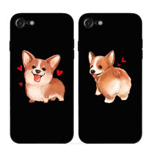Load image into Gallery viewer, Super Cute Corgi iPhone Case