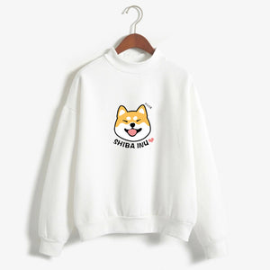 Cartoon Dog Sweatshirt
