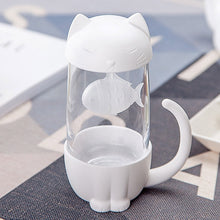 Load image into Gallery viewer, 300ml Tea Strainer Cat Dog Infuser Cup