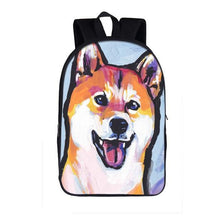 Load image into Gallery viewer, Funny Dog Backpack