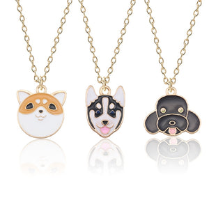 Cute Dog Necklace