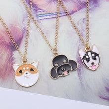 Load image into Gallery viewer, Cute Dog Necklace