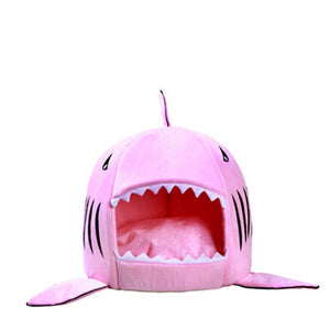 Shark Cat Dog Bed