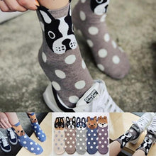 Load image into Gallery viewer, Cartoon Dog Socks