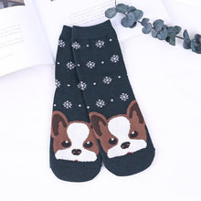 Load image into Gallery viewer, Cute Dog Socks