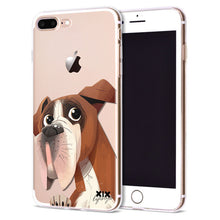 Load image into Gallery viewer, Cute Dog iPhone Case
