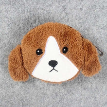 Load image into Gallery viewer, Cartoon Dog Coin Purse