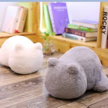 Load image into Gallery viewer, Cat Plush Cushion Pillow