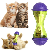 Load image into Gallery viewer, Cat Dog Food Dispenser Toy