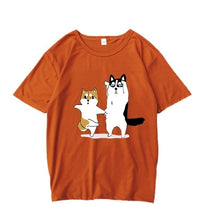 Load image into Gallery viewer, Cartoon Dog T-shirt